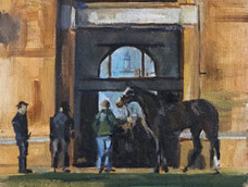 Looking In, Tatterstalls' Arch (Mare Sales)